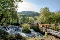 Krka Rivier watervallen
